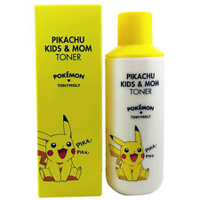 TONYMOLY Pikachu Kids & Mom Toner 130ml (Pokemon Edition) New Korea Cosmetics