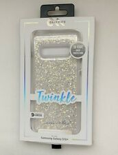 CaseMate Twinkle Series for Samsung Galaxy S10 Plus - Iridescent Sparkle Effect