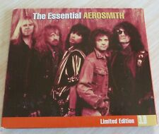 LIMITED EDITION 3.0 3 CD DIGIPACK THE ESSENTIAL AEROSMITH 36 TITRES 2011