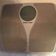 Health o Meter HDM173DQ-99 Stainless Steel Scale with Weight Tracking  TESTED
