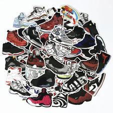 60Pcs Vinly Stickers Bomb Skateboard Luggage Laptop Guitar Graffiti Decals Pack
