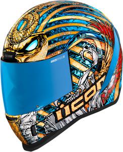 Icon Airform Pharaoh Motorcycle Riding Street Racing Fullface Unisex Helmet