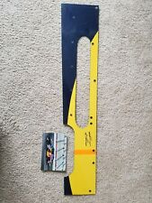 KASEY KAHNE RED BULL CAR EXHAUST/JACK SECTION AUTOGRAPHED