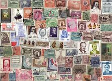 500 All Different  PERU  STAMPS