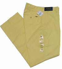 Polo Ralph Lauren Mens Sun Faded Classic Fit Ethan Preston Suffield Chino Pants