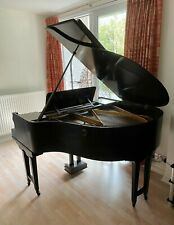 More details for hofmann baby grand piano (5 ft) – mahogany
