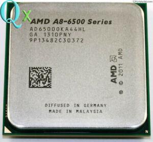 AMD A8-6500 CPU Processor Series A8-6500 3.5GHZ 4C Socket FM2