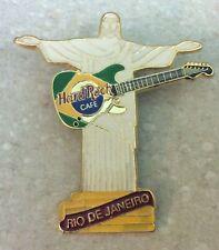 Hard Rock Cafe RIO DE JANEIRO Christ The Redeemer Statue Pin