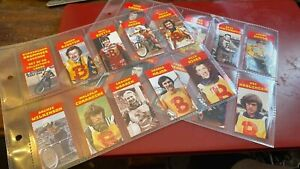 BIRMINGHAM BRUMMIES--SPEEDWAY LEGENDS-PART 1--SET OF 20--COLLECTOR'S CARDS--RARE