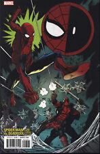 Spider-Man VS. Deadpool  #23 Scott Hepburn 1:25 Variant Marvel Comics NM+