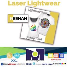 TechniPrint EZP Laser Transfer Paper- 8.5 x 11- 100 Sheets By Neenah Coldenhove