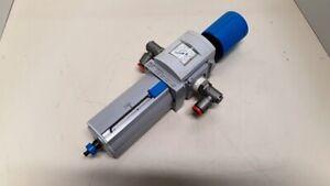 Camozzi Druckluftfilter N204-F10 G1//4 Neu