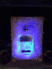 Jack Daniels Gentleman Bottle Lights With Gift Retro Box Handmade