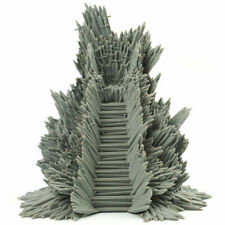 A Song of Ice & Fire Kickstarter Iron Throne - Game of Thrones Replica THG