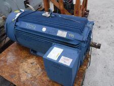 350 HP Siemens Electric Motor, 3600 RPM, S449SS Frame, TEFC, 460 V, New