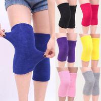 Elastic Knee Support Pad Guard Brace Sleeve Strap Bandage Wrap Gym Protect