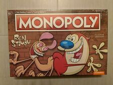Ren & Stimpy Monopoly®  Brand New and Sealed 2018