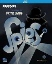 Spies [New Blu-ray] Subtitled