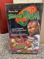 1996 space jam upper deck Sealed box Unopened Rare Michael Jordan