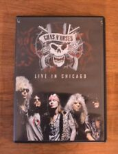 Guns N Roses: Live in Chicago 1992 (DVD, 2007) VG