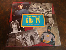 The Best Of 60's TV---Hard Cover---1992---112 Pages---Great Photos--Hard To Find