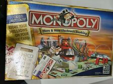Monopoly Here & Now Electronic Banking Edition. Parker Board Game