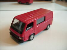 Pilen Mercedes MB 100 in Red on 1:50