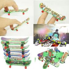 10Pcs Mini Small Finger Board Skateboard Tech Deck Boy Kids Party Play Toy Gift