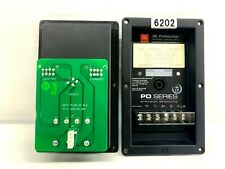 JBL PD6212/143 SPEAKER CABINET BACK PLATE (INPUT PLATE NL4) #6202 (ONE)