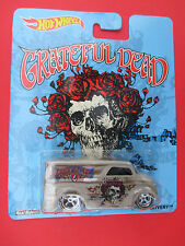 """HOTWHEELS POP CULTURE GRATEFULL DEAD- """"DAIRY DELIVERY"""" MINT 1:64 SCALE VHTF"""