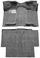 1995-1997 Fits Nissan Pickup Carpet Replacement - Cutpile - Complete | Ext Cab
