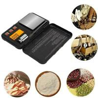 200gram_LCD Digital Electronic Balance Jewelry Kitchen Scale Hot Food T5H2