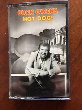 Buck Owens - Hot Dog! - Capitol Records - Audio Cassette - 1988