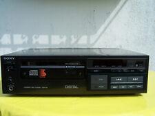 Sony CD Player Modell CDP-101 ohne Fernbedienung  an,Bastler/Teileträger