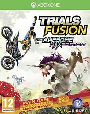 Trials Fusion The Awesome Max Edition (Xbox One) Microsoft Xbox One Brand New