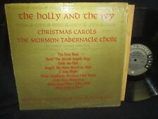 """Richard P. Condie """"The Holly and The Ivy"""" Christmas Carols LP"""