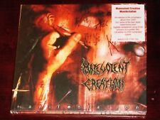 Malevolent Creation: Manifestation - Limited Edition CD 2008 Metal Mind EU NEW