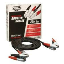 Coleman Cable 08760 4 Gauge, 20 Foot Booster Cables With Parrot Jaw Clamp