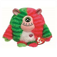 Ty Beanie Babies 37514 Monstaz Spike Pink and Green Monster with Sound Medium