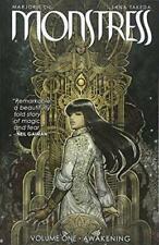 Monstress Volume 1: Awakening, Very Good Condition Book, Marjorie M. Liu, ISBN 9