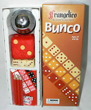 BUNCO DICE GAME BY FRANGELICO