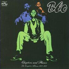 Chapters and Phases: The Complete Albums 1973-1975 * by Blo (CD, Sep-2009,...