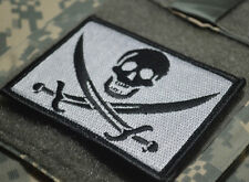 USMC FORCE RECON SNIPER OPERATOR PENCIL vel©®Ø TABS: PIRATE CALICO JACK SILVER