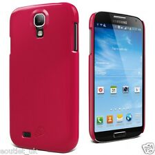 Cygnett Form Slim Glossy Case Cover For Samsung Galaxy S4 - Bright Pink NEW