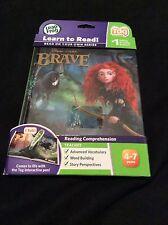 LeapFrog Tag Disney Pixar BRAVE - Learn to Read