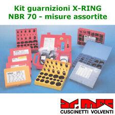 Kit guarnizioni X-RING OR in gomma NBR 70 - Box Q (cod. 117081)