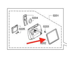 Junta Distribuidor Lavavajillas Bosch Siemens Neff 00645144