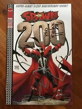 SPAWN #200 2nd print signed by Todd McFarlane Image Comics