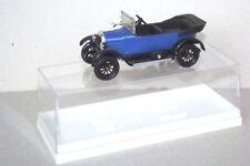 Rio No. 3: Fiat 501S tipo sport, 1919 - 26, blau + schwarz, komplett, Topzustand