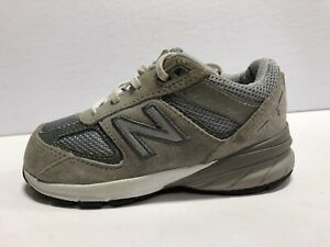 New Balance 990v5 Sneaker 8.5 XW Toddlers